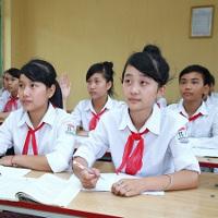 Đề thi học sinh giỏi huyện môn Anh lớp 8 phòng GD và ĐT huyện Cẩm Xuyên, Hà Tĩnh có đáp án