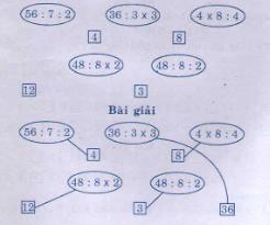 Giải bài tập trang 167 SGK Toán 3