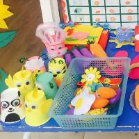 Danh mục Đồ dùng - Đồ chơi - Thiết bị dạy học tối thiểu dùng cho mầm non