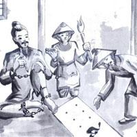 Tóm tắt tác phẩm Chữ người tử tù của Nguyễn Tuân