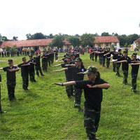 Mẫu phiếu đăng ký tham gia lớp học kỳ trong quân đội năm 2018
