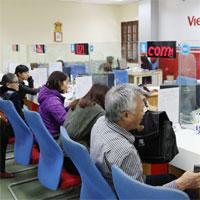 Mẫu đơn tham gia hệ thống liên ngân hàng