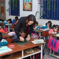 Công tác chủ nhiệm lớp ở trường tiểu học