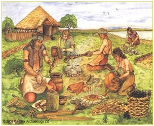 Lý thuyết Lịch sử 10 bài 2: Xã hội nguyên thủy