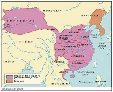 Lý thuyết Lịch sử 10 bài 5: Trung Quốc thời phong kiến (Phần 1)