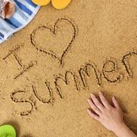 Văn mẫu lớp 2: Miêu tả cảnh mùa hè