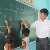 Văn mẫu lớp 4: Tả chiếc bảng đen ở lớp em