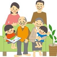 Văn mẫu lớp 2: Viết đoạn văn ngắn kể về gia đình em