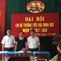 Mẫu nghị quyết đại hội chi bộ nhiệm kỳ 2020-2022