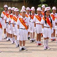 Câu hỏi kiến thức về Đội Thiếu niên Tiền phong Hồ Chí Minh