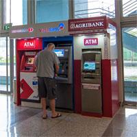 Cách sử dụng máy rút tiền ATM