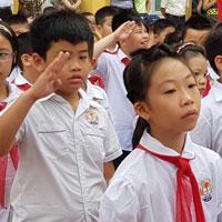 Bài phát biểu của lãnh đạo xã tại lễ khai giảng năm học mới 2019-2020