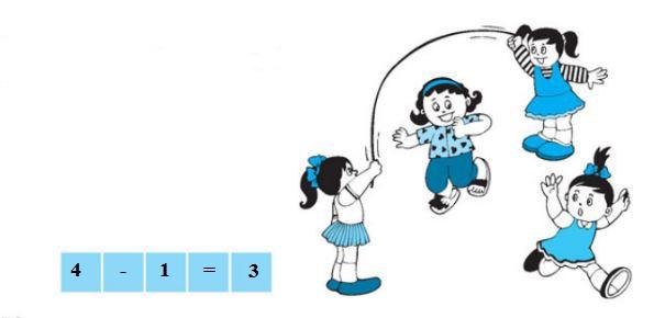 Giải bài tập trang 56 SGK Toán 1