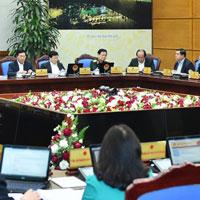 Nghị quyết 75/NQ-CP về phiên họp chính phủ thường kỳ tháng 7 năm 2017