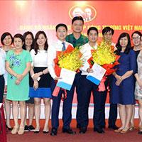 Hướng dẫn khen thưởng tổ chức đảng và đảng viên