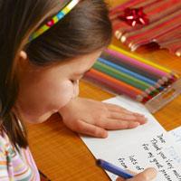 Tập làm văn lớp 4: Viết thư (Bài kiểm tra viết)
