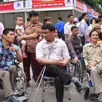 Quyết định 1326/QĐ-LĐTBXH về dự án thúc đẩy quyền của người khuyết tật tại Việt Nam