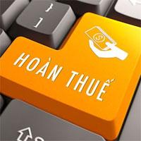 Hướng dẫn các bước hoàn thuế điện tử