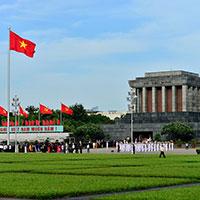 Thời gian mở cửa lăng chủ tịch Hồ Chí Minh 2017