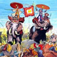 Trắc nghiệm lịch sử: Những phụ nữ Việt nào từng làm vua?