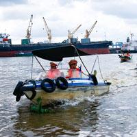 Thông tư 30/2017/TT-BGTVT sửa đổi Thông tư 40/2010/TT-BGTVT về điều tiết đảm bảo giao thông và chống va trôi đường thủy nội địa