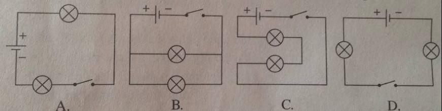 Đo cường độ dòng điện và hiệu điện thế đối với đoạn mạch nối tiếp