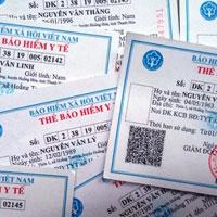 Công văn 2136/BHXH-GĐBHYT2 về phát hành mẫu thẻ và hướng dẫn tra cứu thông tin trên thẻ BHYT