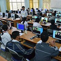 Đề thi tin học trẻ khối tiểu học huyện An Minh, Kiên Giang năm 2016-2017 có đáp án