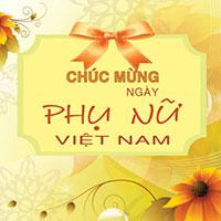 Giấy mời giao lưu, họp mặt ngày Phụ nữ Việt Nam 20/10