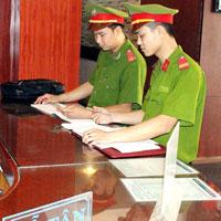 Thẩm quyền kiểm tra nhà nghỉ của cơ quan công an