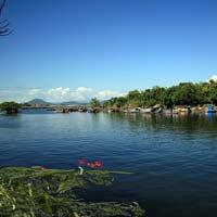 Bài tập làm văn lớp 5: Tả dòng sông