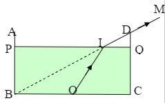 Giải bài tập SGK Vật lý lớp 9 bài 42: Bài tập quang hình học