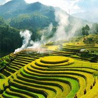 Bài viết số 3 lớp 12 đề 1: Tính dân tộc trong bài thơ Việt Bắc - Tố Hữu