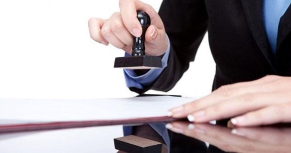 Quy định mới về quản lý và sử dụng con dấu