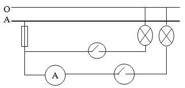 Giải bài tập SGK Công nghệ lớp 8 bài 58: Thiết kế mạch điện