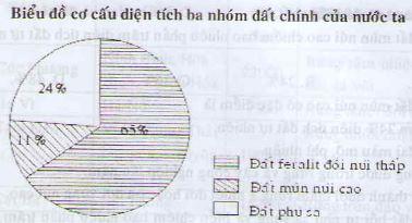 Địa lý lớp 8 bài 36: Đặc điểm đất Việt Nam