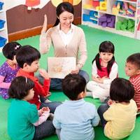 Đề thi giáo viên dạy giỏi trường mầm non Sơn Lâm năm 2017 - 2018
