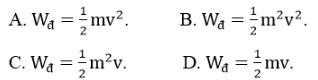 Đề kiểm tra học kì 2 môn Vật lý lớp 10