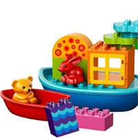 Hướng dẫn lắp ráp LEGO hình gấu bông