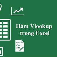 Bài tập mẫu hàm Vlookup