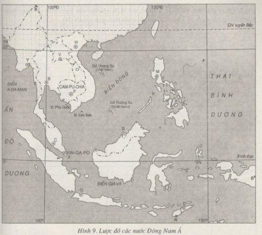 Bài tập địa lý