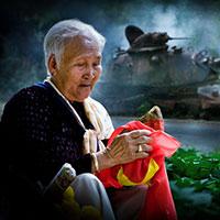 Bài dự thi kể chuyện về mẹ Việt Nam anh hùng
