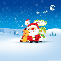 Bài viết tiếng Anh về Giáng sinh