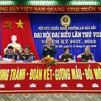 Diễn văn khai mạc Đại hội Cựu chiến binh