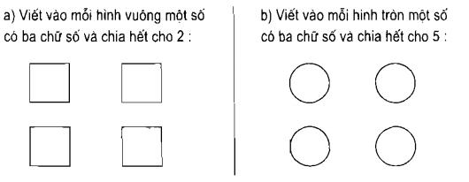 Giải vở bài tập Toán 4