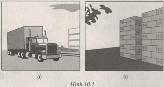 Giải bài tập SBT Vật lý lớp 6 bài 10: Lực kế. Phép đo lực. Trọng lượng và khối lượng