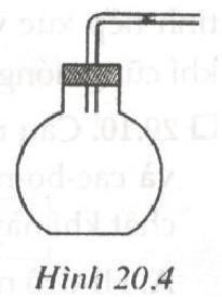 Giải bài tập SBT Vật lý lớp 6 bài 20: Sự nở vì nhiệt của chất khí