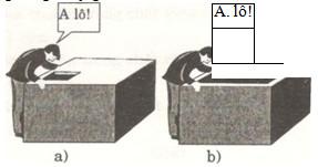 Giải bài tập SBT Vật lý lớp 7 bài 14: Phản xạ âm - Tiếng vang