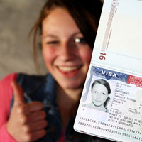 Phân biệt Visa, Thẻ tạm trú, Thẻ thường trú