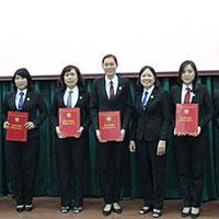 Công văn 26/TANDTC-TCCB